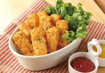 Roasted potato�i9 pieces�j