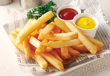 Pizza-la French fries